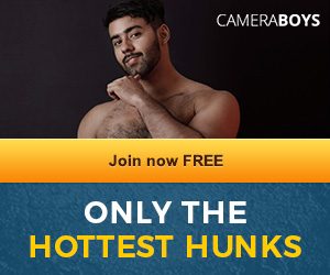 Only the hottest hunks on the internet!