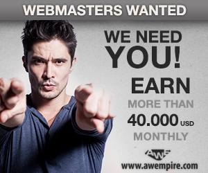 We need You! Earn more than 40000 USD monthly!